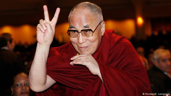 USA National Prayer Breakfast in Washington (Dalai Lama)