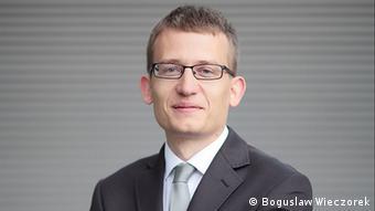 Polen Anwalt Boguslaw Wieczorek