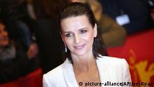 Berlin Eröffnung Berlinale 2015 Roter Teppich Juliette Binoche