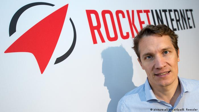 Rocket Internet CEO Oliver Samwer