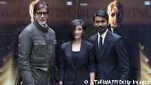Bollywood-Film Shamitabh (J. Tallis/AFP/Getty Images)