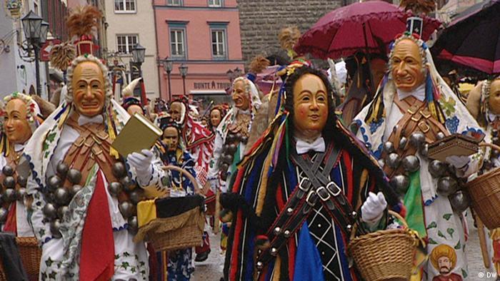 Karneval In Rottweil