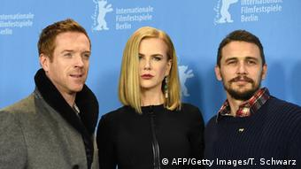 Berlinale 2015 Queen of the Desert mit Kidman, Lewis und Franco (Foto: REUTERS/Hannibal Hanschke)