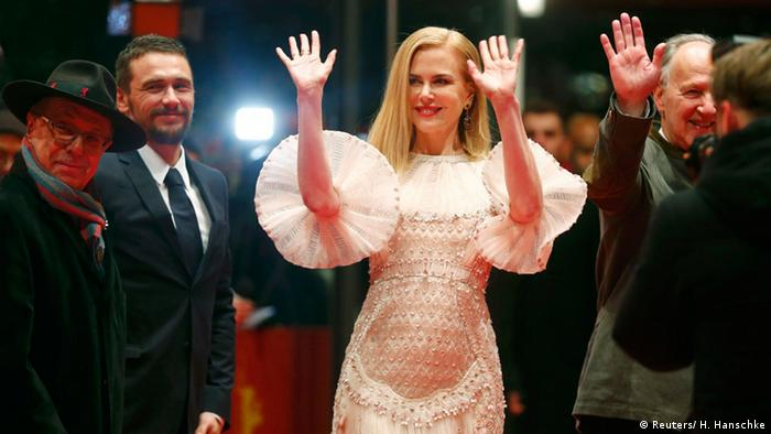 Berlinale 2015 Queen of the Desert (Reuters/ H. Hanschke)