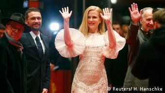 Berlinale 2015 Queen of the Desert Premiere mit Nicole Kidman (Foto: REUTERS/Hannibal Hanschke)