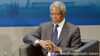 Deutschland Münchner Sicherheitskonferenz 2015 MSC Kofi Annan