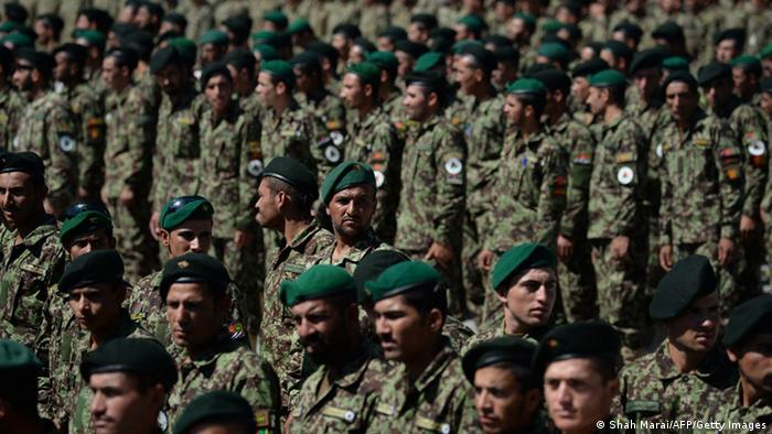 Afghanistan Sicherheitstraining Polizei in Kabul (Shah Marai/AFP/Getty Images)