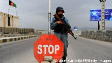 Afghanistan Sicherheitslage Polizei in Herat (Aref Karimi/AFP/Getty Images)