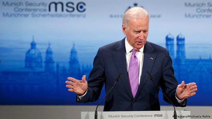 Münchener Sicherheitskonferenz 2015 Joe Biden