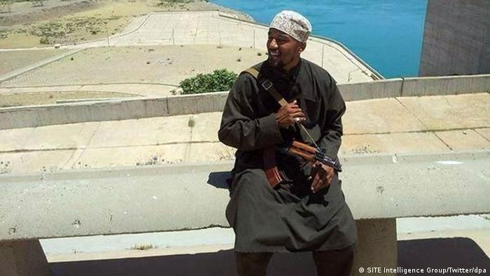 Deutschland Denis Cuspert IS