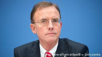 Deutschland Gerd Landsberg (Foto: picture-alliance/dpa)
