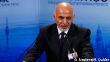 Deutschland Münchner Sicherheitskonferenz 2015 MSC Aschraf Ghani