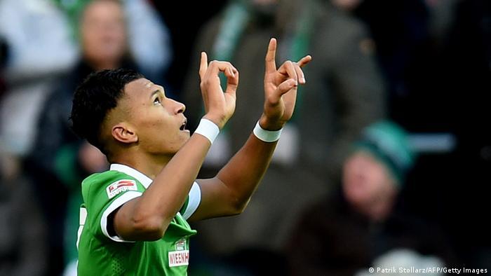 Fußball Bundesliga SV Werder Bremen vs. Bayer 04 Leverkusen