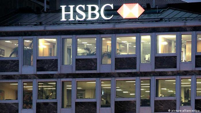 HSBC Bank Switzerland (picture-alliance/dpa)