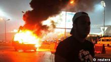Ägypten Fussball randale Krawall gewalt kairo