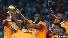 Elfenbeinküste gewinnt den Afrika-Cup