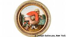 *****Achtung Hinweis: Veröffentlichung nur zu Promotionszwecken für die Ausstellung Die Breueghel-Familie in der Städtischen Galereie in der Reithalle Schloss Neuhaus Paderborn, 21.2.-21.6.2015 erlaubt! Löschdatum 21.06.2015!!!!***** Brueghel-Ausstellung Paderborn Motiv: Pieter Brueghel d. J., Die Schmeichler, um 1592, Maastricht, Privatsammlung Datum: - Ort: Paderborn © Joseph Guttmann, New York