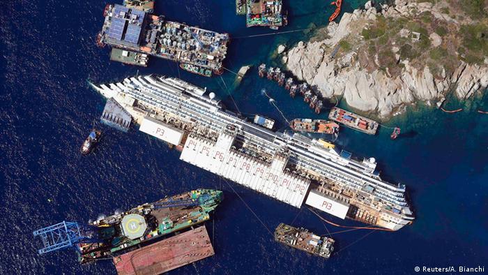 Nasukana Costa Concordia