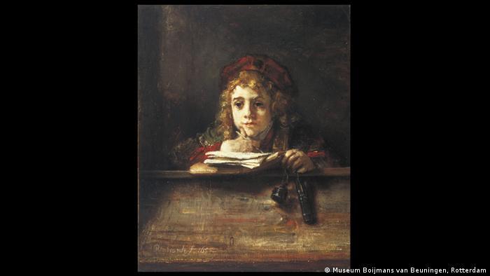 Der späte Rembrandt (Bildergalerie) EINSCHRÄNKUNG