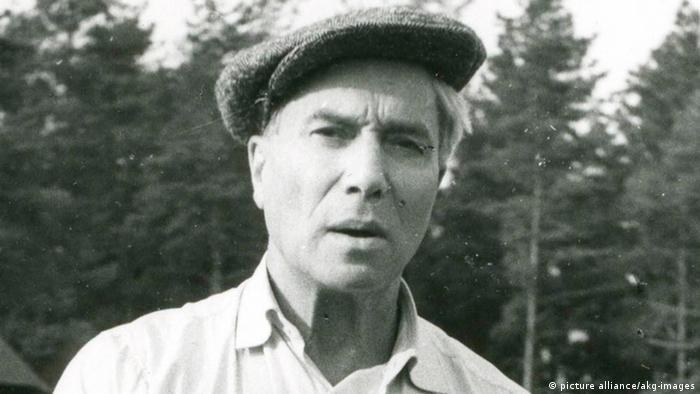 Борис Пастернак, 1959 г.