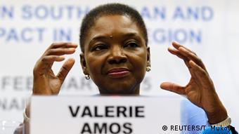 Kenia Nairobi UN-Nothilfekoordinatorin Südsudan Valerie Amos