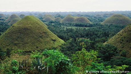 Philippinen Insel Bohol