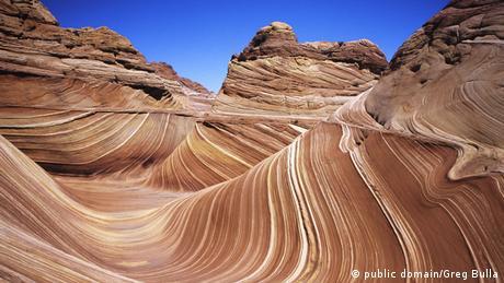 USA Sandsteinformation in Arizona