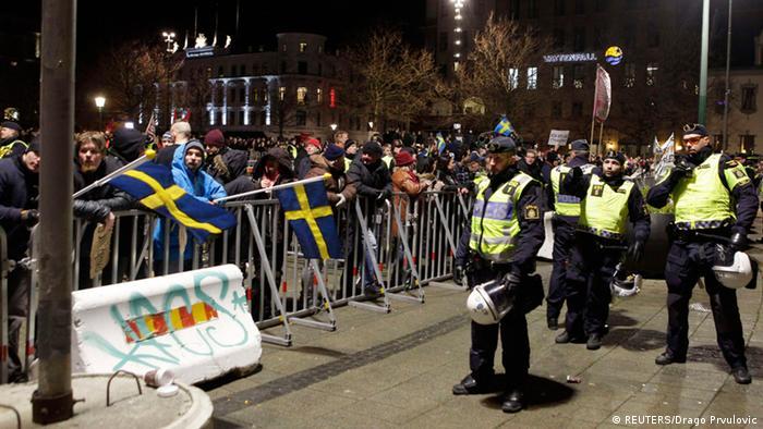 Schweden Malmö PEGIDA