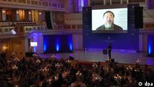 Ai Weiwei berlinale cinema for peace Gala