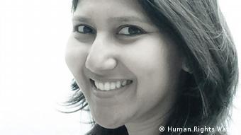 Human Rights Watch - Forscherin Jayshree Bajoria QUALITÄT