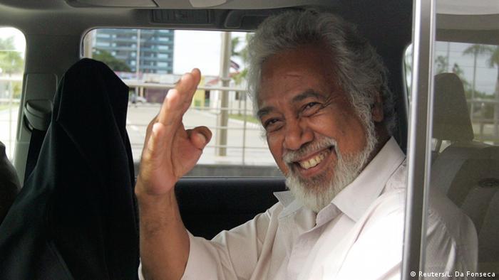 Xanana Gusmao Premierminister Osttimor