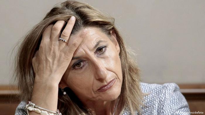 Italien Flüchtlingsdrama vor Lampedusa Giusi Nicolini
