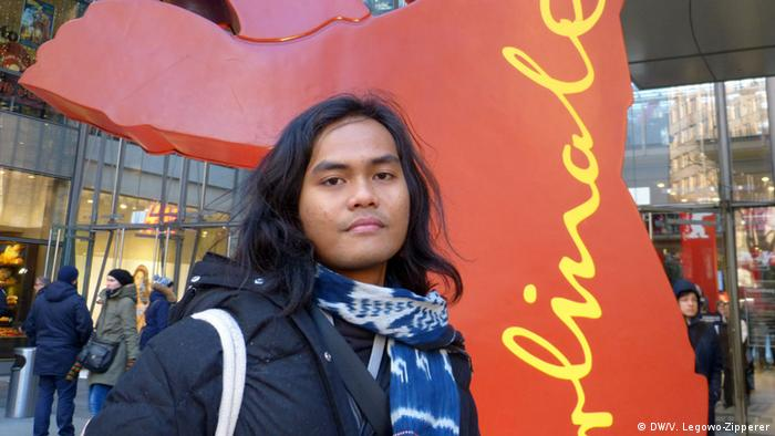 Berlinale 2015 Talents Indonesien Wregas Bhanuteja