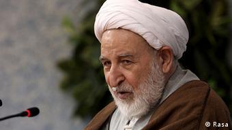 Mohammad Yazdi, Mitglied des iranischen Wächterrats