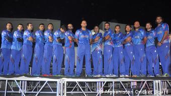 Afghanisches Cricket-Team