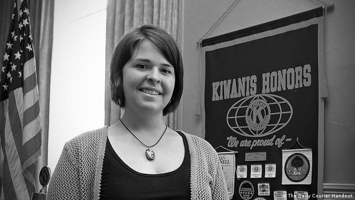 Kayla Jean Mueller, otra víctima del terrorismo islámico.