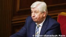Viktor Shokin, neuer Generalstaatsanwalt der Ukraine