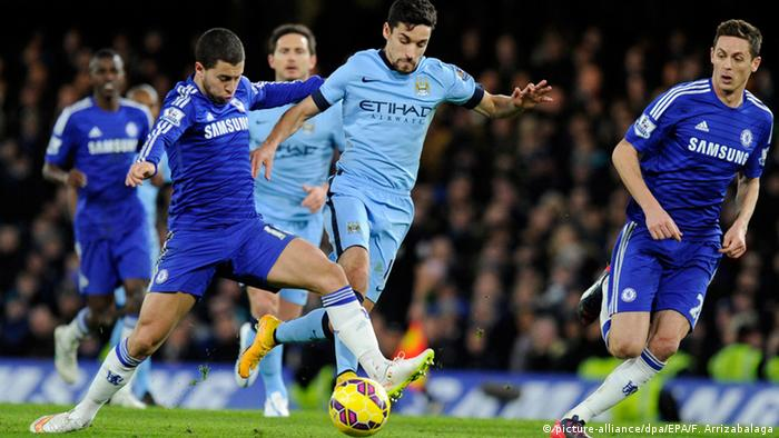 England, FC Chelsea - Manchester City