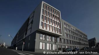 Здание Земельного суда в Висбадене