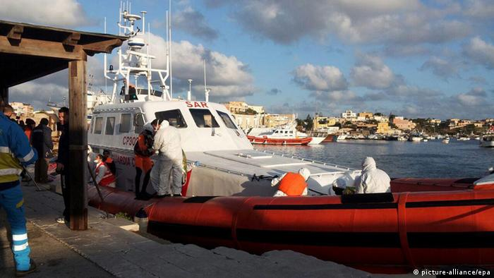 More Than 300 People Feared Dead In Mediterranean Migrant Boat
