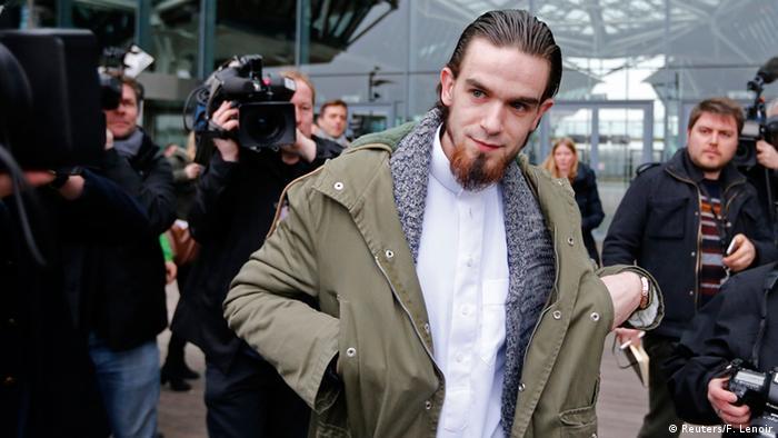 Belgien Antwerpen Prozess Sharia4Belgium - Michael Delefortrie