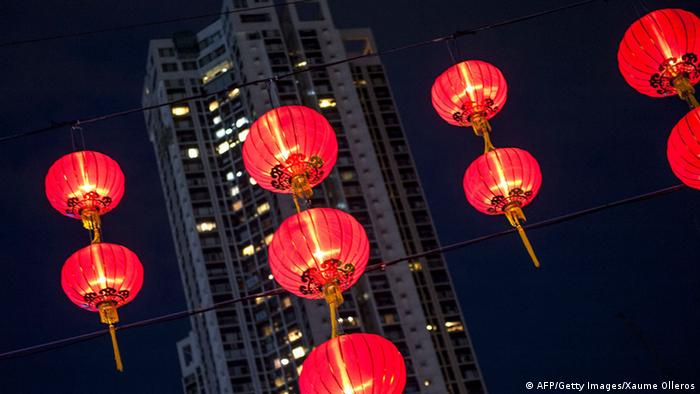 Symbolbild Jubiläum DW China-Redaktion