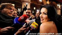 Bildergalerie Wiener Opernball Netrebko