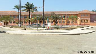 Guinea-Bissau, WLAN Platz