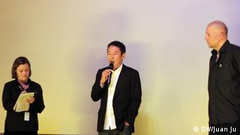 Taiwanesischer Regisseur Doze Niu auf der Berlinale 2015