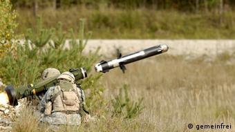 US Rakete FGM-148 Javelin