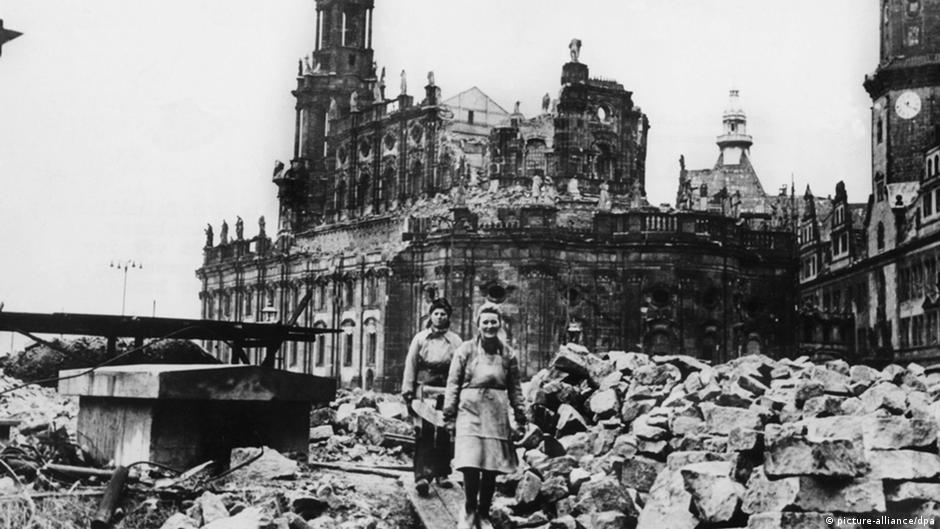 Bombardements alliés à Dresde, 75 ans déjà!