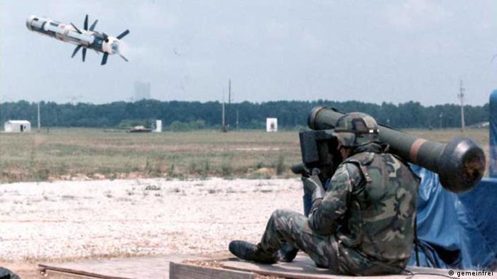 Протитанковий ракетний комплекс Javelin