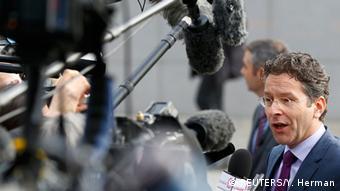 Ντάισελμπλουμ: χωρίς κοινό ανακοινωθέν το Eurogroup
