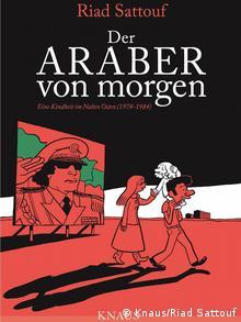 Buchcover Der Araber von morgen von Riad Sattouf (Knaus)